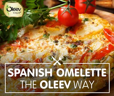 oleev spanish omlette