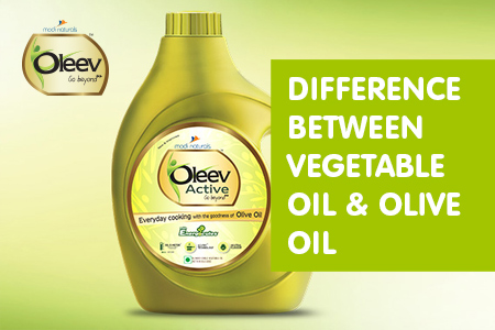 differnce-between-vegetable-oil-and-olive-oil